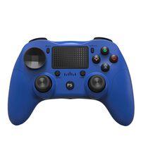 Controller wireless a 6 assi per PS4 - blu