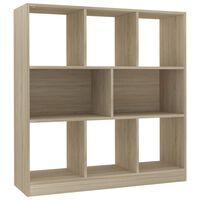 vidaXL Libreria Rovere Sonoma 97,5x29,5x100 cm in Truciolato
