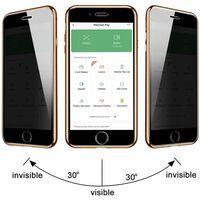 Custodia magnetica per iPhone 7/8 Plus - oro