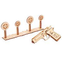 Wood Trick Kit per Modellino in Scala Legno Fucile