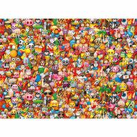 Clementoni Puzzle Emoji Impossible 1000 pz