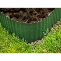 Nature Bordatura da Giardino 0,2x9 m Verde