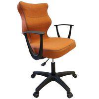 Good Chair Sedia Ergonomica da Ufficio NORM Arancio BA-B-6-B-C-FC34-B