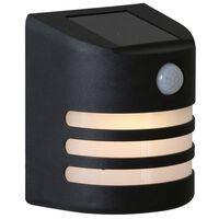 Luxform Applique Solare a LED Intelligente da Giardino Seine 1 pz