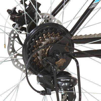"vidaXL Mountain Bike 21 Speed 29"" Ruote 53 cm Telaio Nero"