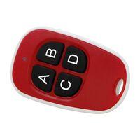Telecomando impermeabile con cavo per porte automatiche - rosso / bian