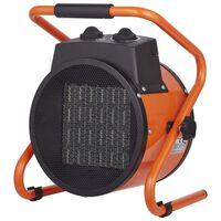 Qlima Stufa Elettrica a Ventola EFH 6030 3000 W Arancione