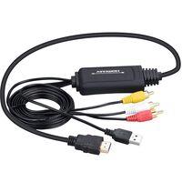 Convertitore da HDMI a composito - Convertitore da HDMI a cinch