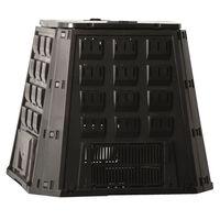 Nature Compostiera nera 400 L 6071480