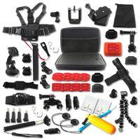 Kit di accessori per GoPro Hero - 50 pezzi
