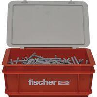 Fischer Set di Viti e Tasselli N6x80 300 pz