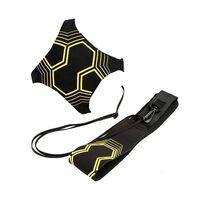 Cinghia elastica da allenamento per il calcio Giallo / Nero