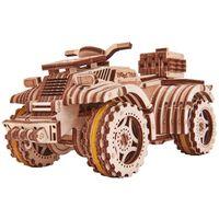 Wood Trick Kit per Modellino in Scala Legno Moto Quad