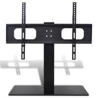 "vidaXL Staffa TV con Base 600 x 400 mm 32"" - 70"""
