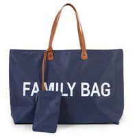 CHILDHOME Borsa per Pannolini Family Bag Blu Marino
