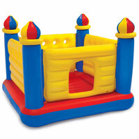 Intex Gioco Gonfiabile per Bambini Jump-O-Lene Castello PVC