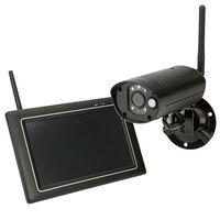 SEC24 Sistema di Sicurezza Senza Fili con Videocamera e Touch Screen CWL401S