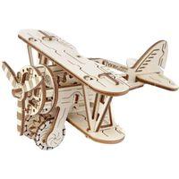 Wood Trick Kit per Modellino in Scala in Legno Biplano