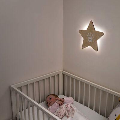 Baby Art Luce da Parete con Impronta Mano
