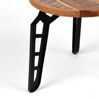 LABEL51 Tavolino da Caffè Flintstone 80x43 cm