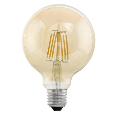 EGLO Amber 11522 Lampadina a LED stile Vintage E27 G95