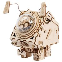 Robotime Carillon Fai da te Stile Steampunk Seymour