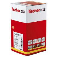 Fischer Set Tappi con Testa Svasata Hammerfix N 8 x 100/60 S 50 pz