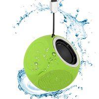 Altoparlante portatile bluetooth IPX7 impermeabile - verde