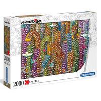 Clementoni Puzzle Mordillo Jungle 2000 pz