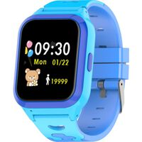 Smartwatch 2g Con Gps E Funzione Sos Blu