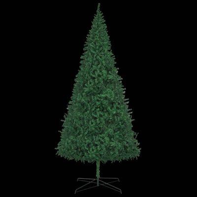 vidaXL Albero di Natale Artificiale 400 cm Verde