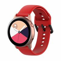 Braccialetto per Samsung Galaxy Watch 42mm - rosso (L)