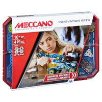 Meccano Set Costruisci e Inventa 7 Advanced Machines