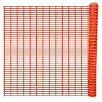 vidaXL Recinzione da Giardino 50 m Arancione