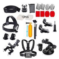 Kit di accessori GoPro con 37 parti