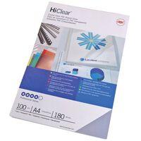 GBC Set Copertine per Rilegatura HiClear A4 150 Micron