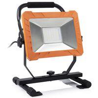 Smartwares Luce da Lavoro a LED 24,5x18x36 cm Arancione