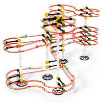 Quercetti Set Pista per Biglie Skyrail Ottovolante Maxi 410 pz