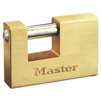 Master Lock Lucchetto Corazzato in Ottone Massiccio 85 mm 608EURD