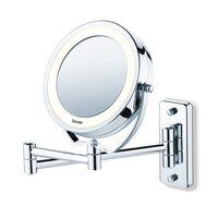 Beurer Specchio Cosmetico Illuminato BS59 Argento 584.10