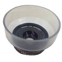Obiettivo mobile macro 10x 25mm