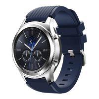 Braccialetto Samsung Gear S3 Frontier / Classic - blu scuro