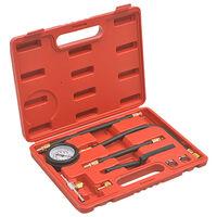 vidaXL Kit per Testare la Pressione Diesel