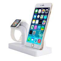 iPhone 5/6/7/8 e dock di ricarica per Apple Watch