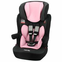 Nania Seggiolino Auto per Bambini I-Max Access Gruppo 1+2+3 Rosa