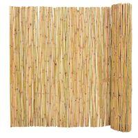 vidaXL Recinzione in Bambù 300x150 cm