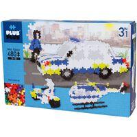 Basic 480 pezzi 3in1 / polizia