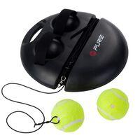 Pure2Improve Attrezzo per Allenamento di Tennis Nero P2I100180