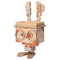 Robotime Kit di Costruzione Vaso Fiori Koala Bunny