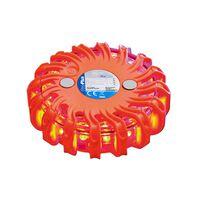 ProPlus Disco d'avvertimento a 16 LED arancione 540322